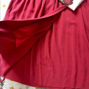 Skirts - Akris Punto Silk Skirt